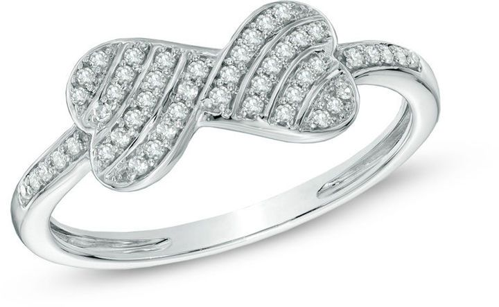 Best 25+ Infinity promise rings ideas on Pinterest