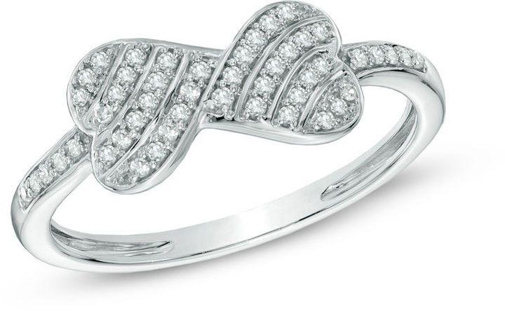 Best 25+ Infinity promise rings ideas on Pinterest | Knot ...
