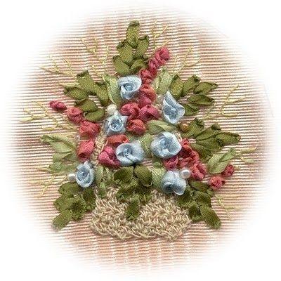 ribon embroidery | ribbon embroidery re ribbon embroidery kak ina