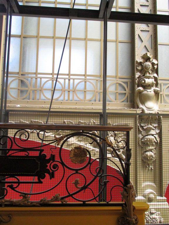 color, geometría, art noveau, clasicismo y la foto prohibida en el musee d'orsay