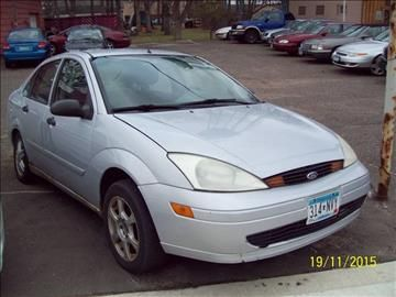 2000 Ford Focus for sale in Stacy, MN