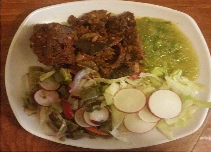 Barbacoa de res estilo hidalgo recetas de carnes for Comida para barbacoa