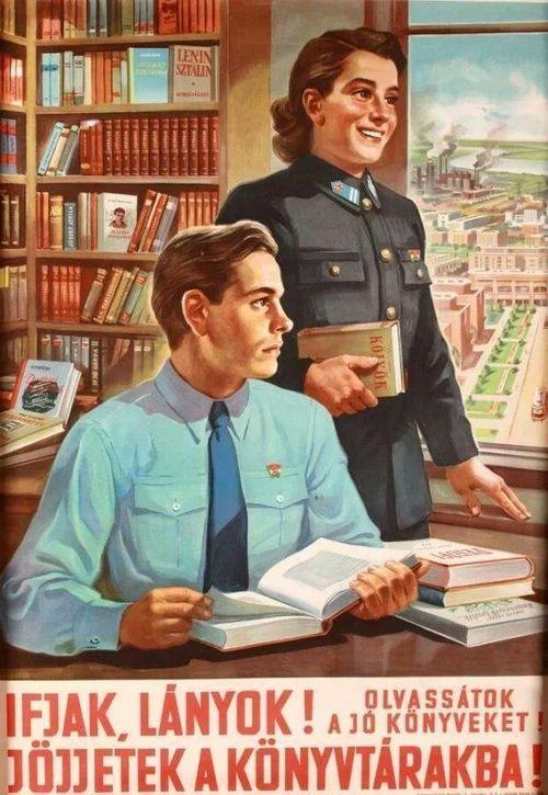 Olvassátok a jó könyveket!!!