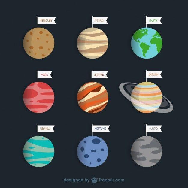 Vía Láctea planetas