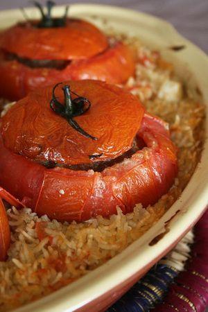 Tomates farcies 1