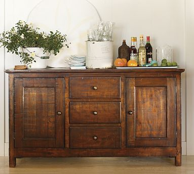 59 best buffet building plans images on Pinterest   Furniture ...