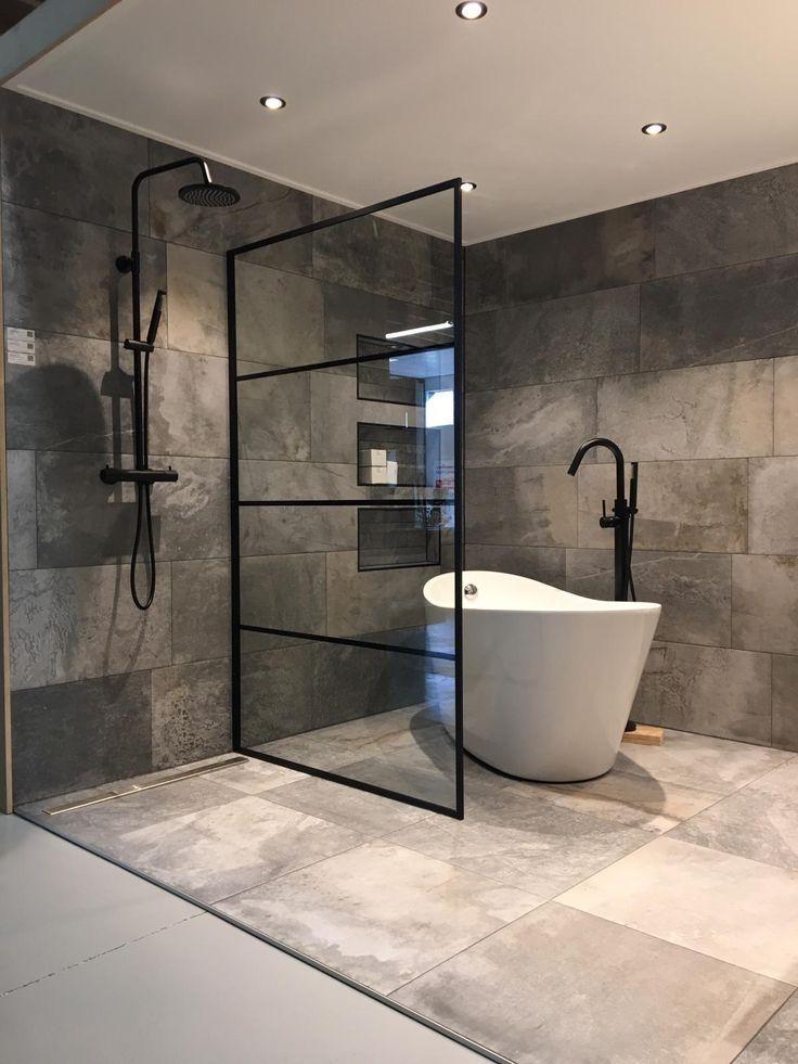 Excellent Snap Shots Modern Bathroom Beton Suggestions Modernes Badezimmerdesign Beton Badezimmer Badgestaltung