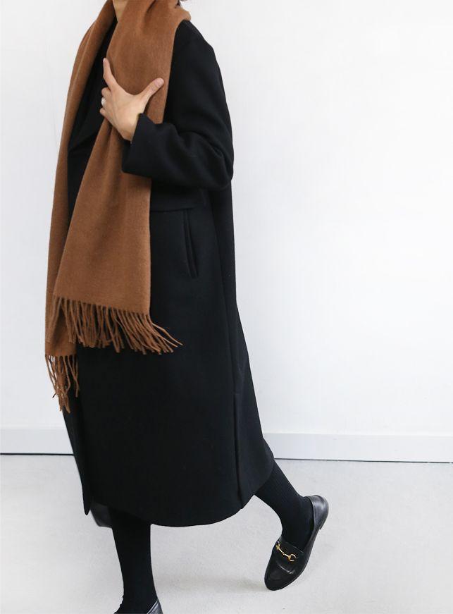 {Winter coat.}
