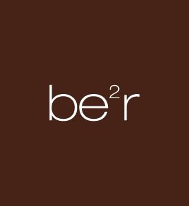 Be2r beer logo