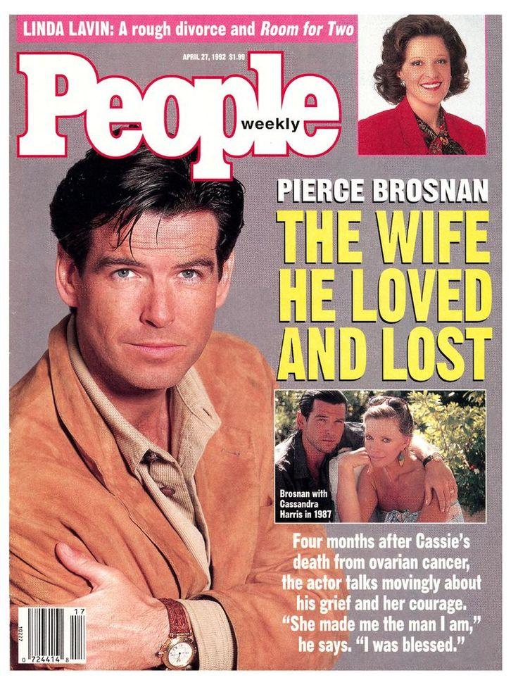 Pierce brosnan photos family - Google Search