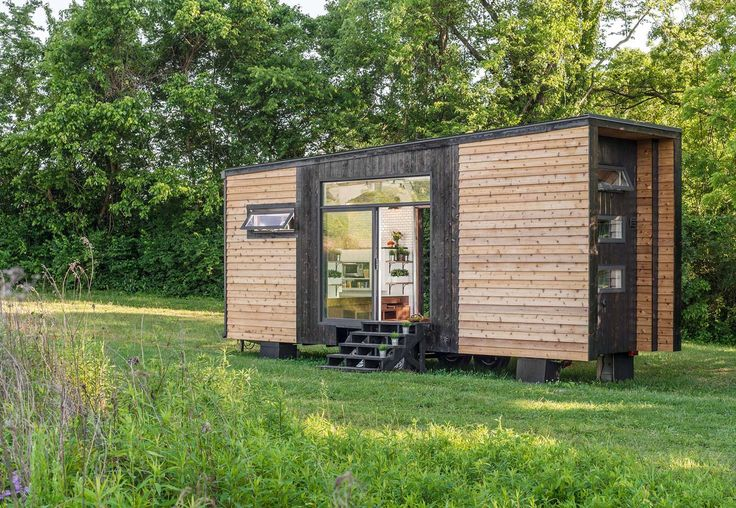 Innovative Tiny House Showcases Luxury Details On A Budget