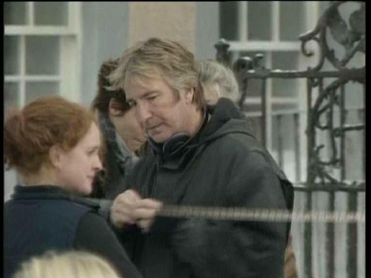 "1997 - Alan Rickman directing ""The Winter Guest."""