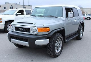 JTEBU4BF7CK141318 | 2012 Toyota FJ Cruiser  for sale in Mount Juliet, TN Image 1