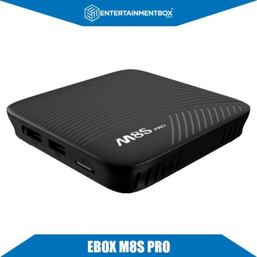 The EBox M8s Pro Plus the new M8 TV box is a powerhouse  Including