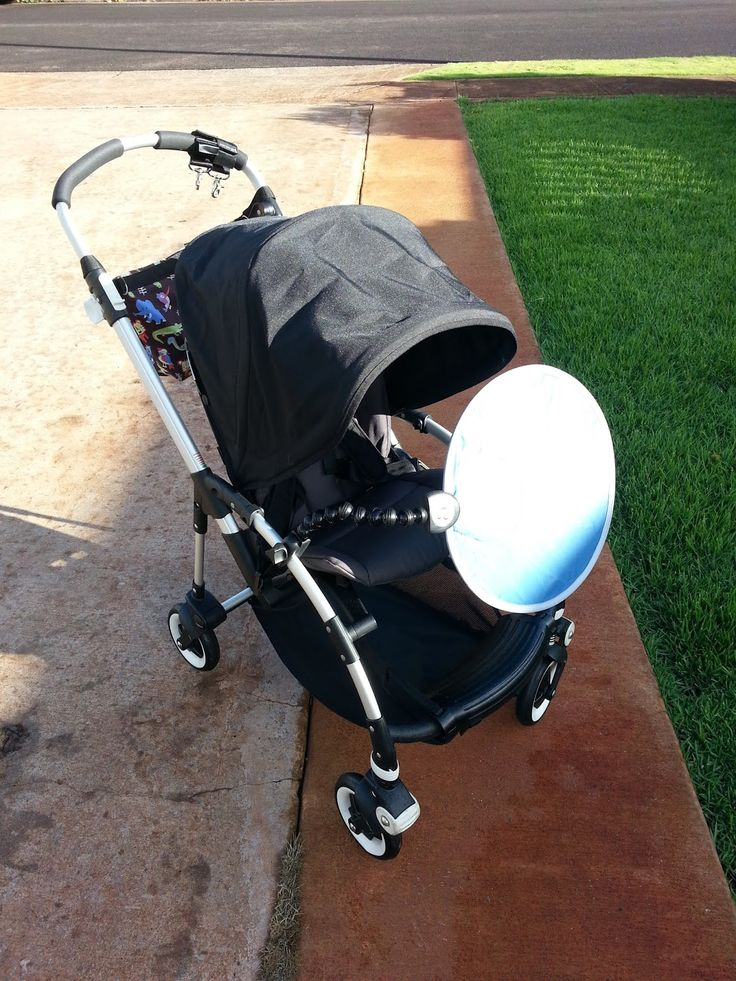 Sunchaser on a Bugaboo Bee! From http//www.sageandsavvy