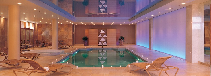 The Spa of the hotel   http://divanimeteorahotel.com/
