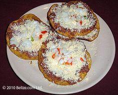 Belize Fast Food - Recipes From Belize Holidays In Paradise