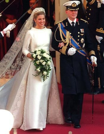 Perfection. Crown Prince Willem-Alexander & Crown Princess Maxima of The Netherlands