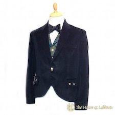 Fine Scottish kilt jackets made to order. Made in Scotland.