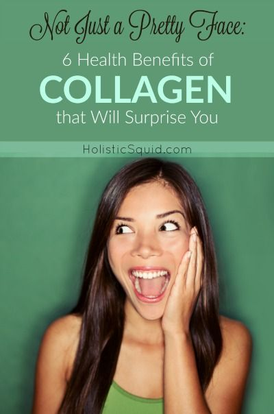 More than Just a Pretty Face: 6 Reasons Collagen is a True SUPER Supplement - Holistic Squid