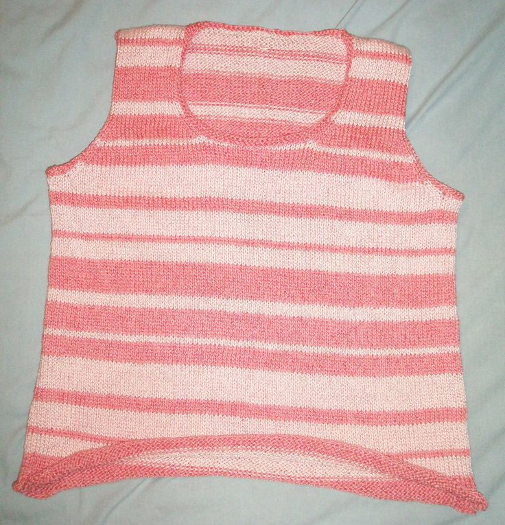 This lightweight summer top I made in 2012 is made of mercerized cotton.  Mercerized cotton is processed to make it shiny and absorbent.