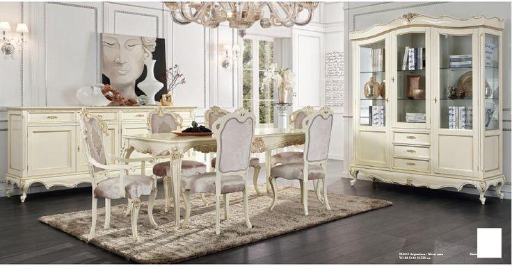 Jadalnia 2014 - Salony i Jadalnie - Rad-Pol - Meble Stylowe, meble włoskie, klasyczne meble retro, sofy stylowe, narożniki