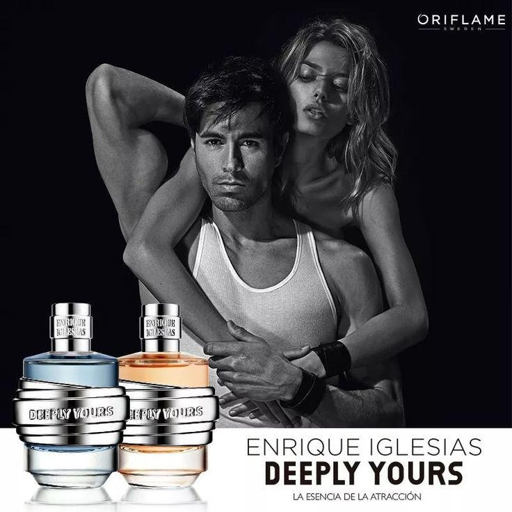 The NEW fragances by Enrique Iglesias ❤MB
