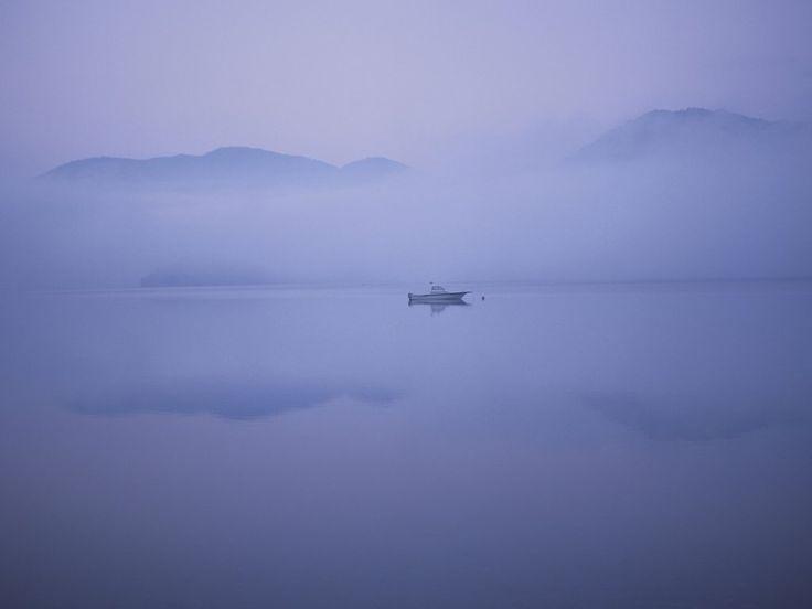 Lake Chuzenji, Tochigi Prefecture, Japan