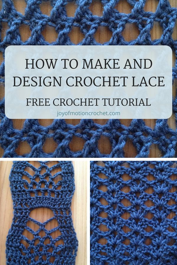 How To Make And Design Crochet Lace Crochet Lace Pattern Crochet Tutorial Crochet Lace