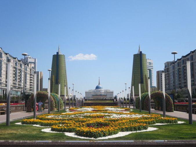 Presidential House - Astana