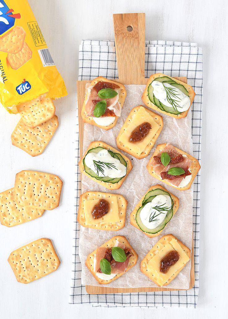 TUC borrelplank + insiders inspiratie & winnaar - Laura's Bakery