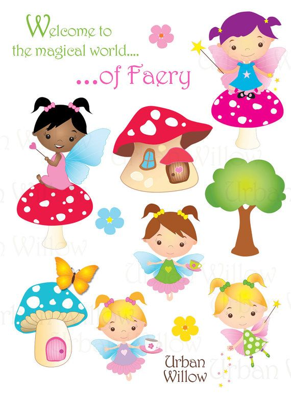 60% OFF SALE ULTIMATE Teeny Fairy pack 40 piece by urbanwillow