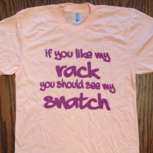 CrossFit Womens Snatch Shirt American Aparel I'm getting ash this shirt!