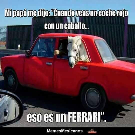 Resultado de imagen para vehiculos memes