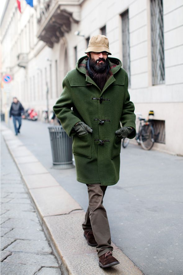 On the Street….. via Manzoni, Milan
