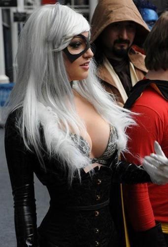 Самые сексуальные костюмы супер героев