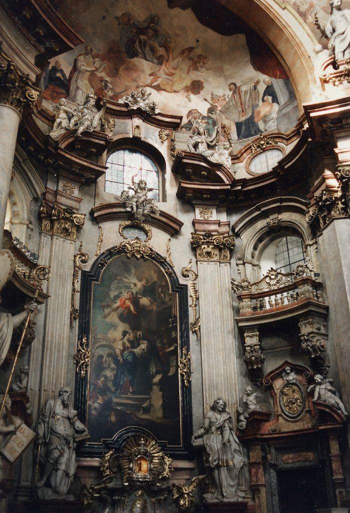 St. Nicolas Side Altar
