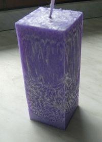 Svíčky - palmový vosk