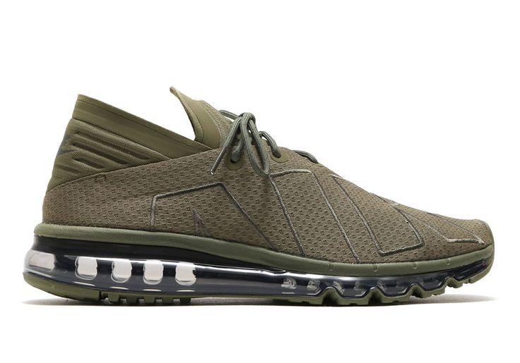 #sneakers #news  The Nike Air Max Flair Is Releasing In Olive