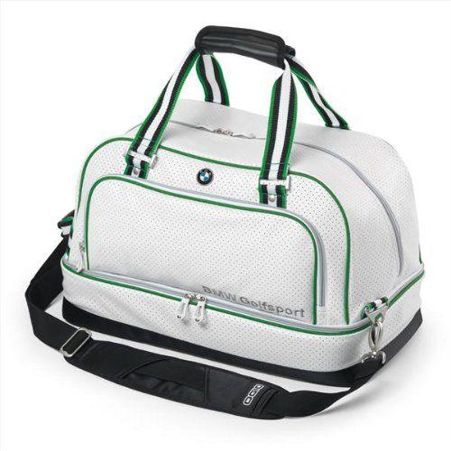 BMW Golf Sports Bag (White-small)