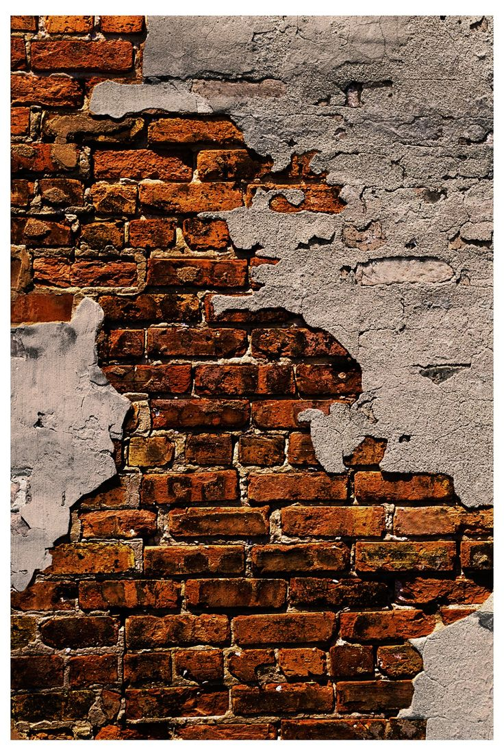 Unfinished brick wall texture for creating environment texture maps - I Want A Brick Wall In My House