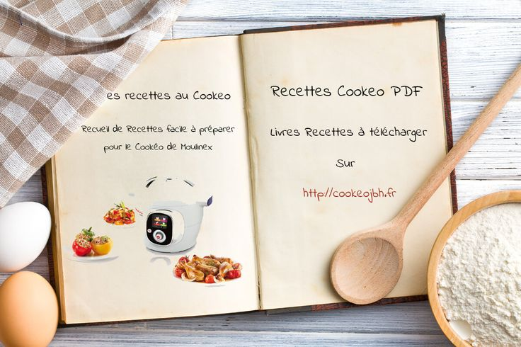 Recueils de recettes consacrés au Cookeo  Vous l'attendiez depuis un petit moment et c'est désormais chose faîte : nous vous avons réuni sur une seule et même page les meilleurs livres de recettes au format PDF ou Word de plats consacrés au Cookéo de Moulinex.   Voici notre sélection de PDF à télécharger: […]