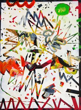 I entered the Saatchi Online Showdown competition. Please vote for me!