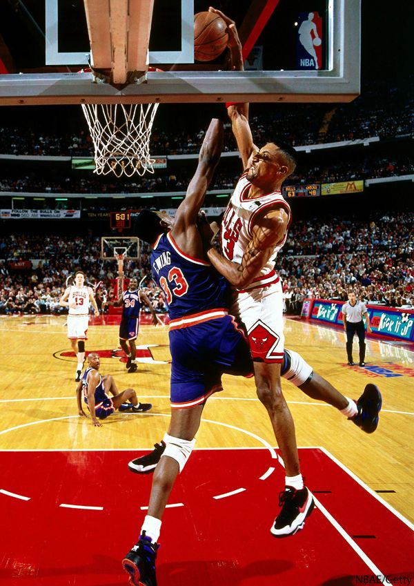 Slamadamonth, SLAM #3: Scottie Pippen