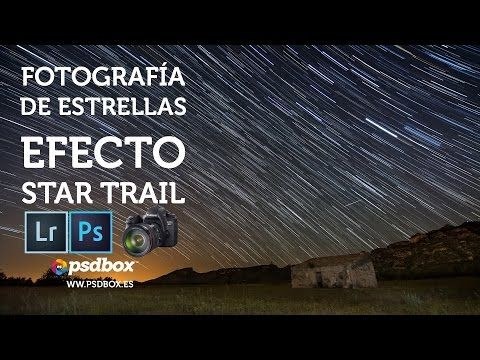Crear Star Trails Tutorial de Fotografia Nocturna - YouTube