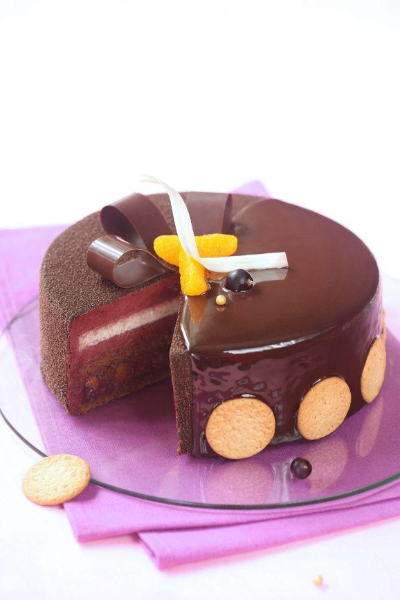 """Verdade de sabor: Cake """"Dancy"""" / Torta """"Dancy"""""""