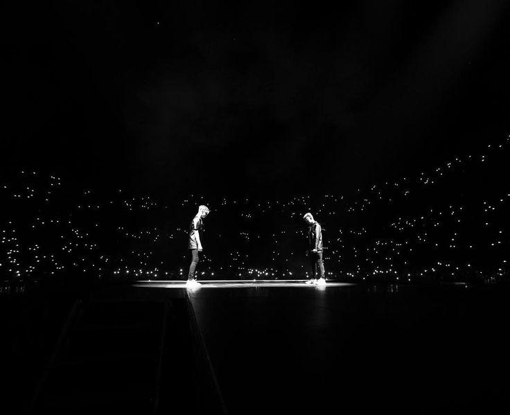 """72.7 tusind Synes godt om, 1,967 kommentarer – Marcus & Martinus ♪ (@marcusandmartinus) på Instagram: """"#togethertour #copenhagen"""""""