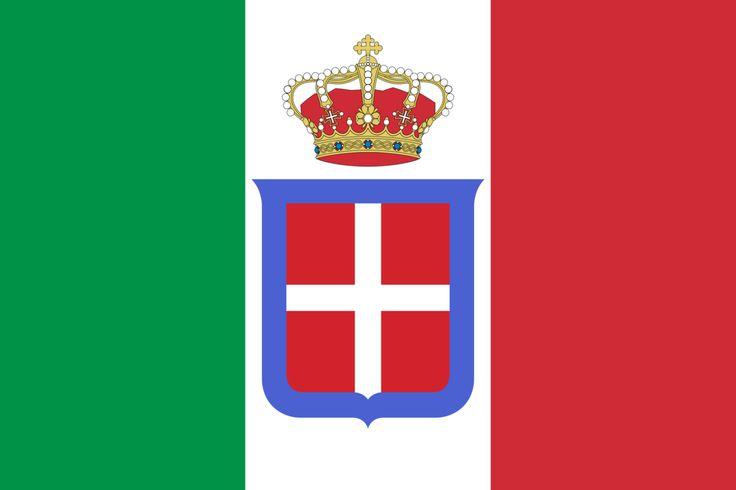 Italian Royal Flag