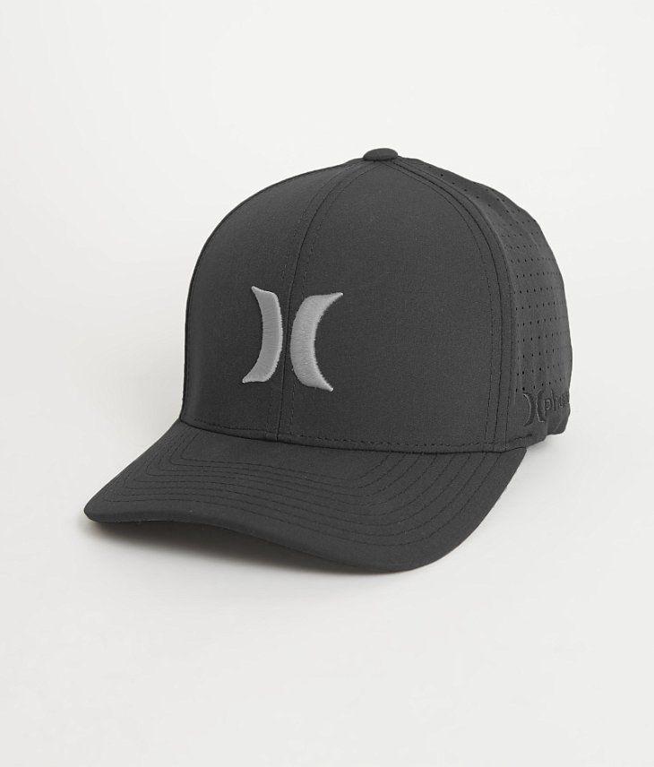 Hurley Phantom Vapor 2.0 Dri-FIT Hat - Men's Hats in Pure Platinum | Buckle