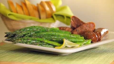 Pan-Fried Asparagus Video